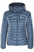 Haglöfs Essens III Down Hood Women steel sky/blue ink